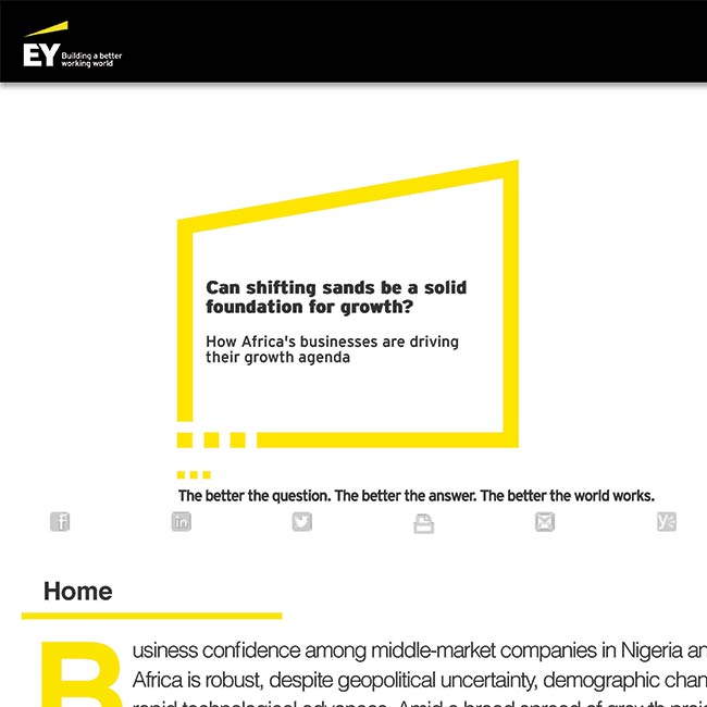 EY market reports