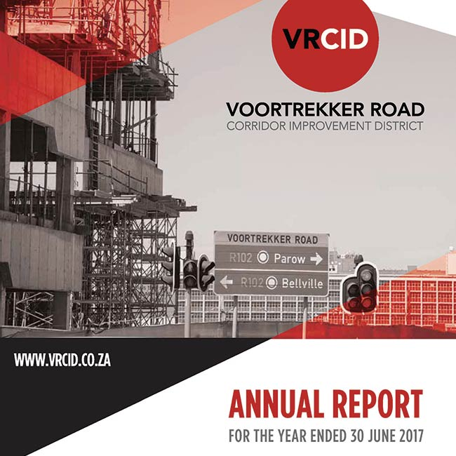 VRCID annual report