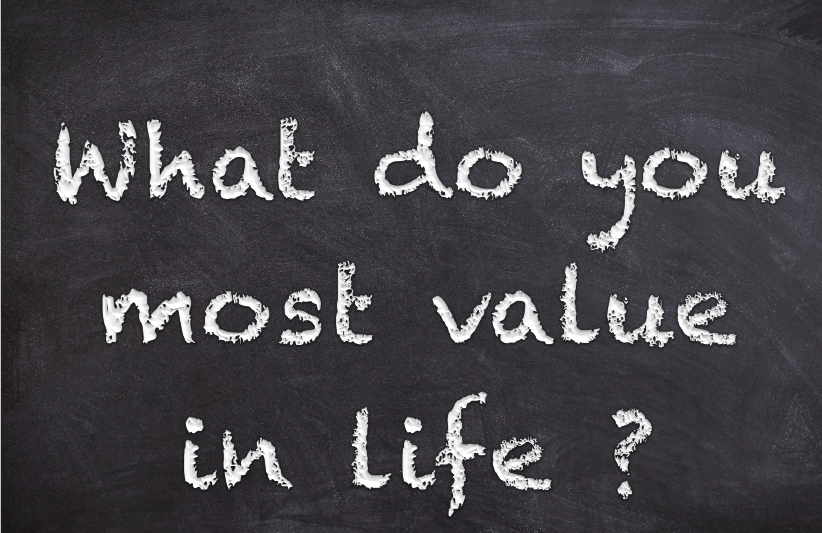 Own your values